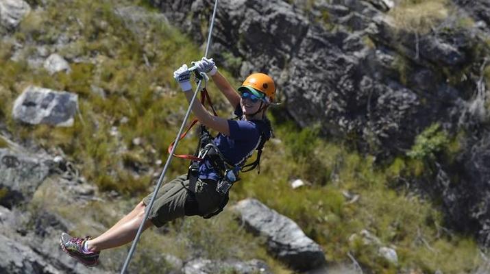 Zip-Lining-Ceres Mountain Fynbos Nature Reserve-Ziplining excursion in Ceres Mountain Fynbos Nature Reserve-4