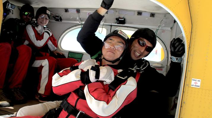 Skydiving-Franz Josef Glacier-Tandem skydive over Franz Josef Glacier-9