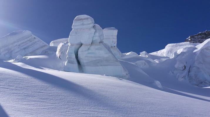 Heliski-Zermatt-Journée d'héliski sur le glacier de Zermatt depuis Gressoney-5