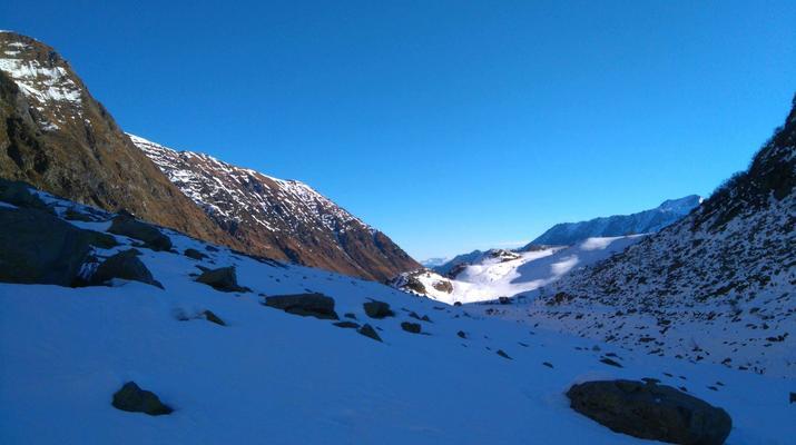 Raquette à Neige-Province of Lleida-Stage Randonnée Raquettes à Neige dans le Massif des Encantats-2