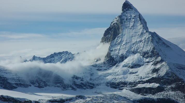 Heliski-Zermatt-Journée d'héliski sur le glacier de Zermatt depuis Gressoney-1