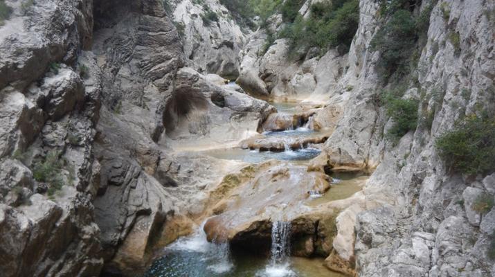 Canyoning-Ariege-Canyon de Marc en Ariège-5