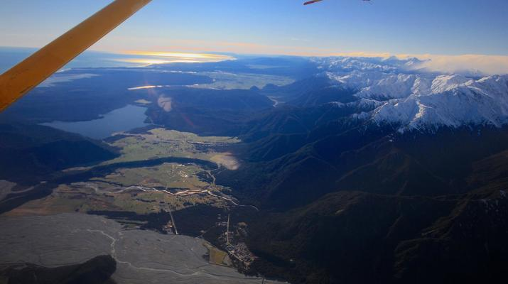 Skydiving-Franz Josef Glacier-Tandem skydive over Franz Josef Glacier-5
