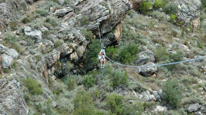 Zip-Lining-Ceres Mountain Fynbos Nature Reserve-Ziplining excursion in Ceres Mountain Fynbos Nature Reserve-6