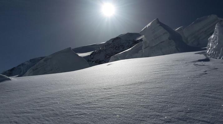 Heliski-Zermatt-Journée d'héliski sur le glacier de Zermatt depuis Gressoney-4