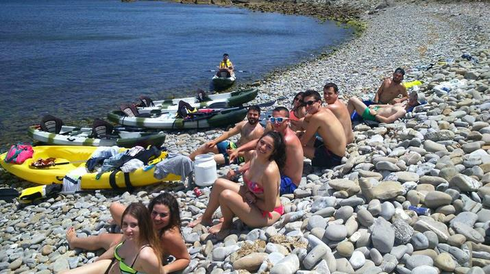 Sea Kayaking-Tarifa-Sea kayaking excursions around Tarifa and Algeciras-3