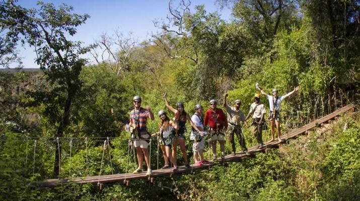 Accrobranche-Victoria Falls-Visite de la canopée à Victoria Falls-2