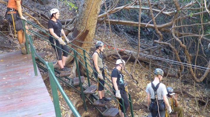Accrobranche-Victoria Falls-Visite de la canopée à Victoria Falls-5