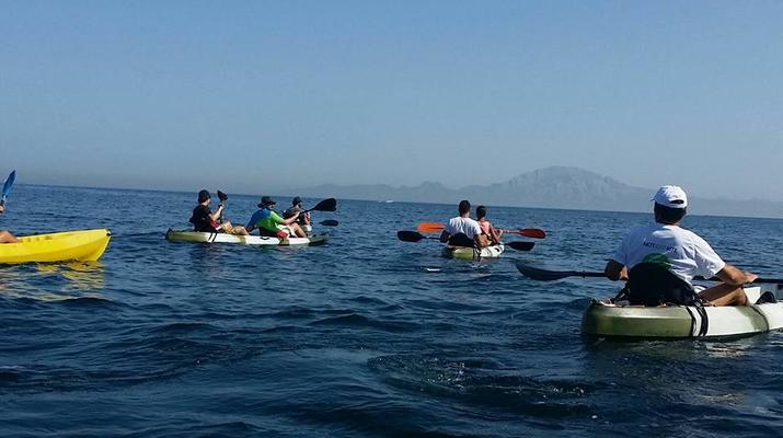 Sea Kayaking-Tarifa-Sea kayaking excursions around Tarifa and Algeciras-4