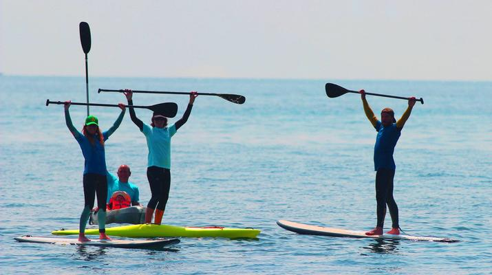 Stand up Paddle-Tarifa-Stand up paddle excursion in Tarifa-1