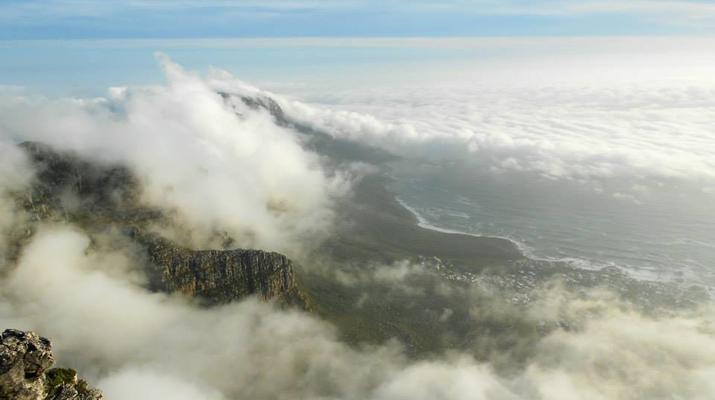 Abseiling-Cape Town-Abseiling down Table Mountain-6