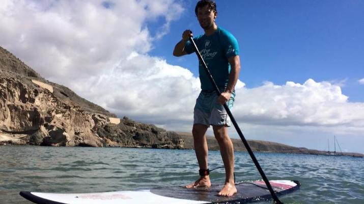 Stand up Paddle-Maspalomas, Gran Canaria-Paddle Surf and Snorkel excursion from Maspalomas, Gran Canaria-2