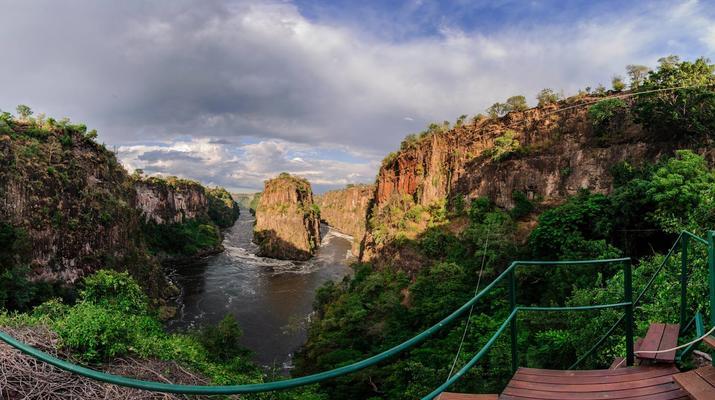 Accrobranche-Victoria Falls-Visite de la canopée à Victoria Falls-4