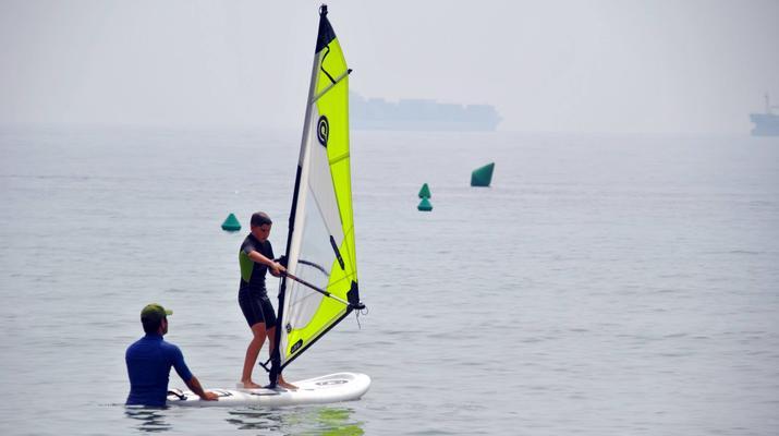 Windsurfing-Tarifa-Windsurfing course for beginners in Tarifa-6