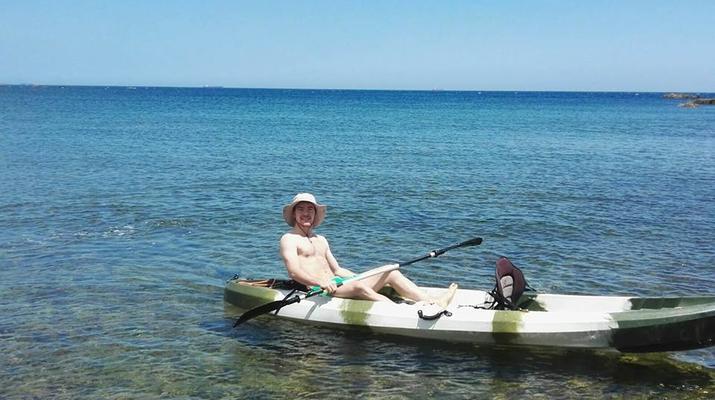 Sea Kayaking-Tarifa-Sea kayaking excursions around Tarifa and Algeciras-1
