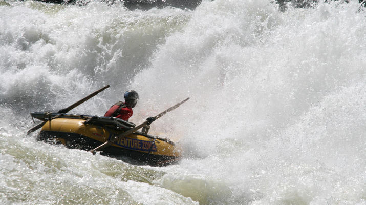 Rafting-Victoria Falls-White water rafting in Victoria Falls-7