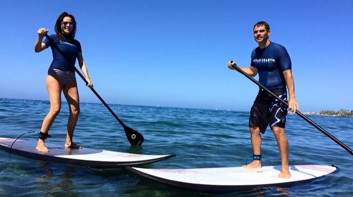 Stand up Paddle-Maspalomas, Gran Canaria-Paddle Surf and Snorkel excursion from Maspalomas, Gran Canaria-4