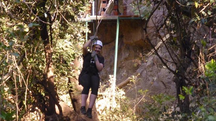 Accrobranche-Victoria Falls-Visite de la canopée à Victoria Falls-6