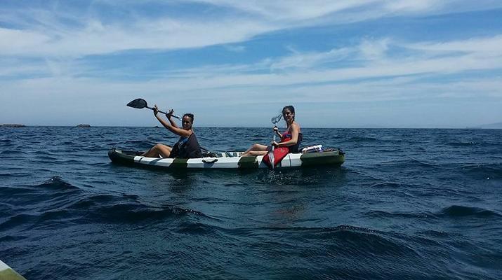 Sea Kayaking-Tarifa-Sea kayaking excursions around Tarifa and Algeciras-5