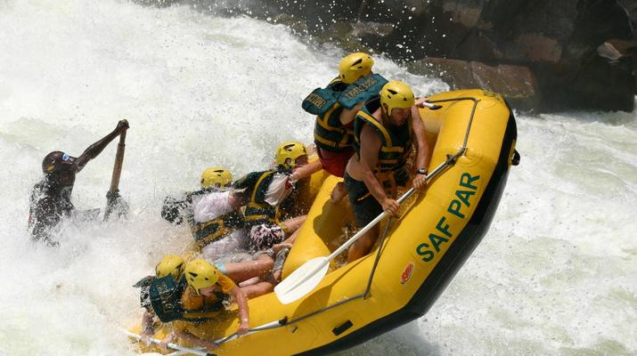 Rafting-Livingstone-White water rafting excursions on the Zambezi River-2