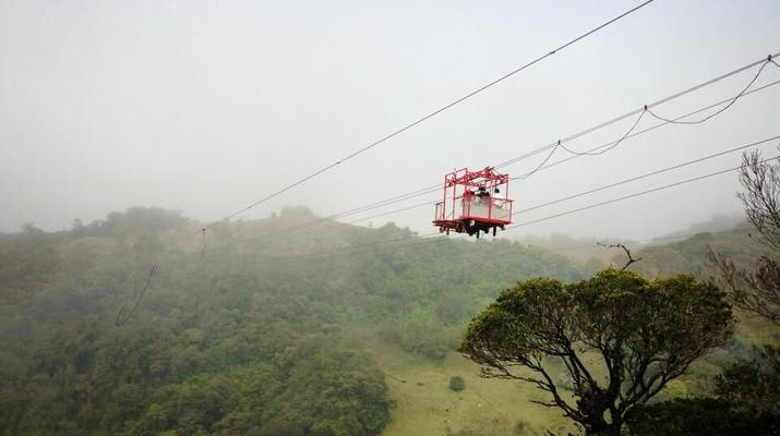 Bungee Jumping-Monteverde-Highest Bungee jumping in Costa Rica (143 metres) in Monteverde-3