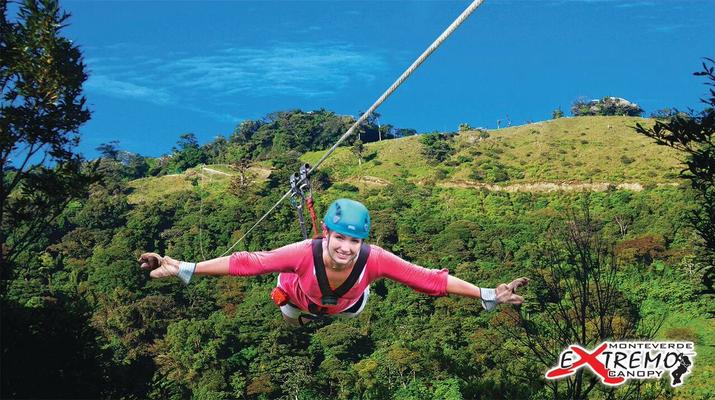 Canopy Tours-Monteverde-Canopy tour in Monteverde-2