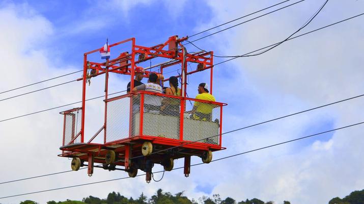 Bungee Jumping-Monteverde-Highest Bungee jumping in Costa Rica (143 metres) in Monteverde-6