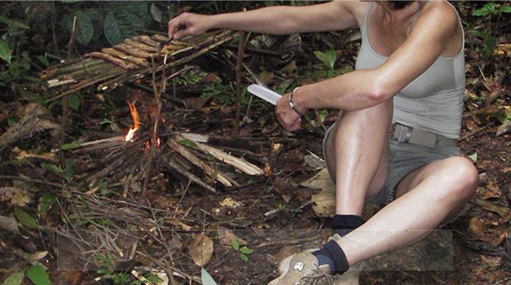 Randonnée / Trekking-Guyane-Expédition trekking dans la Forêt Amazonienne en Guyane Française-3
