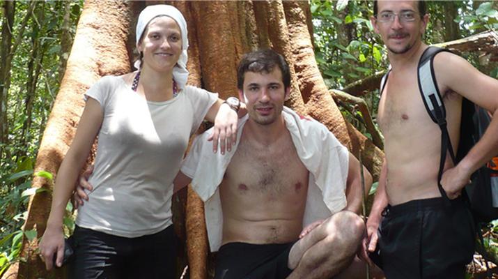 Randonnée / Trekking-Guyane-Expédition trekking dans la Forêt Amazonienne en Guyane Française-4