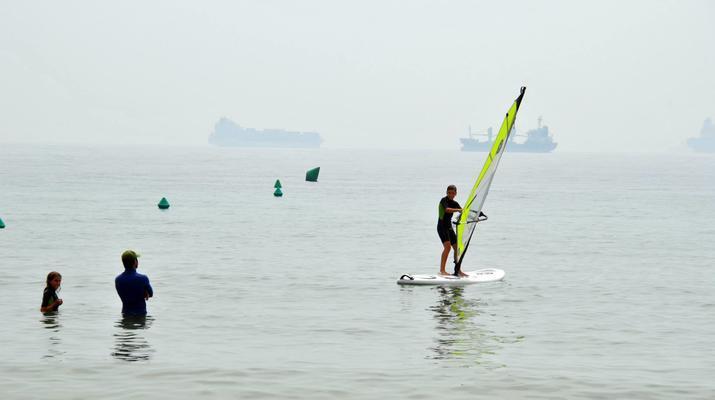 Windsurfing-Tarifa-Windsurfing course for beginners in Tarifa-2