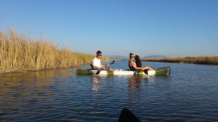 Sea Kayaking-Tarifa-Sea kayaking excursions around Tarifa and Algeciras-6