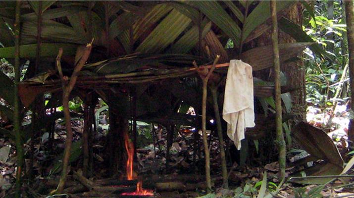 Randonnée / Trekking-Guyane-Expédition trekking dans la Forêt Amazonienne en Guyane Française-2
