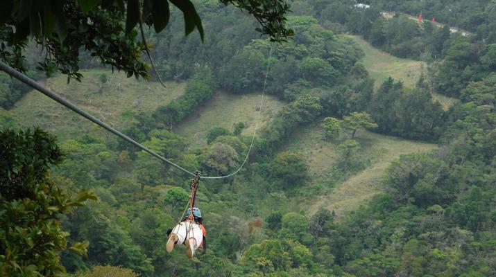 Canopy Tours-Monteverde-Canopy tour in Monteverde-5