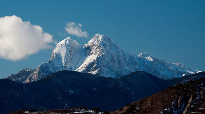 Hiking / Trekking-Spanish Catalan Pyrenees-Trekking to the Pedraforca peak in the Spanish Catalan Pyrenees-2