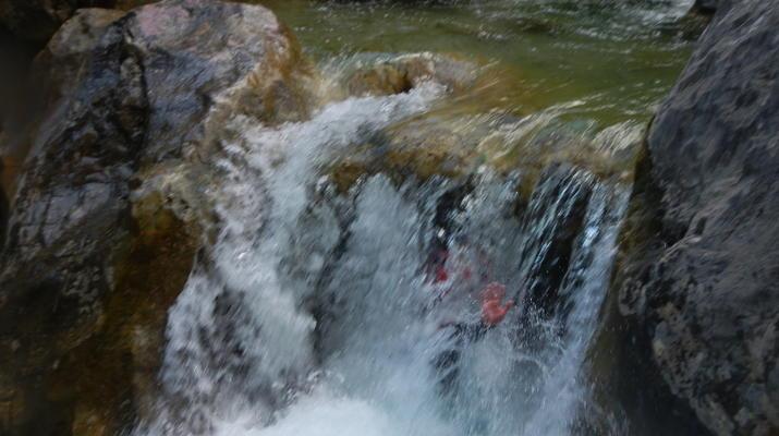 Canyoning-Sierra de Guara-Canyoning au Parc Naturel de la Sierra de Guara-9