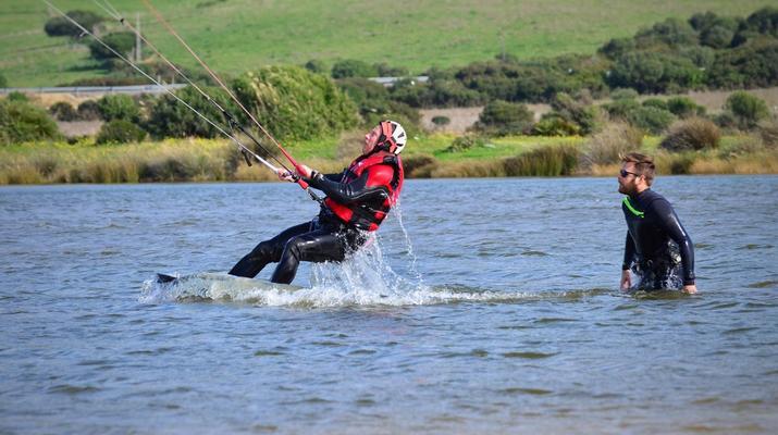 Kitesurfing-Tarifa-Kitesurfing lessons in Tarifa, Andalusia-1