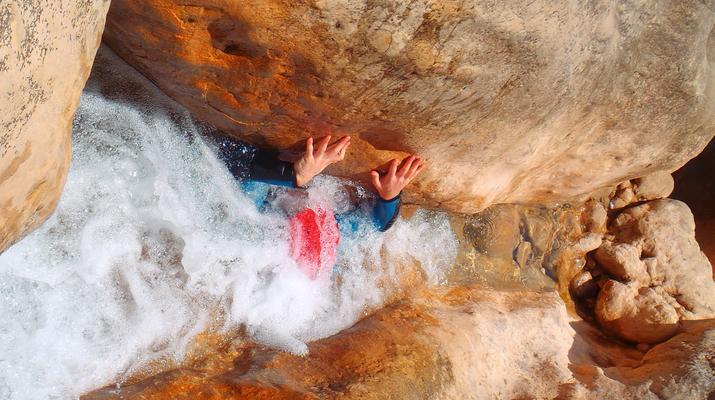 Canyoning-Sierra de Guara-Canyoning au Parc Naturel de la Sierra de Guara-3