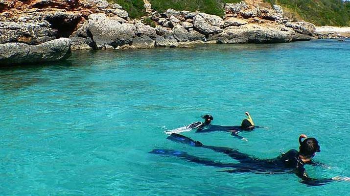 Snorkeling-Zakynthos (Zante)-Snorkeling excursion from Tsilivi in Zante-4