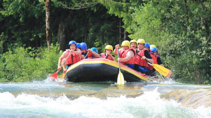Rafting-Munich-Rafting auf der Isar von Lenggries nach Bad Tölz bei München-5