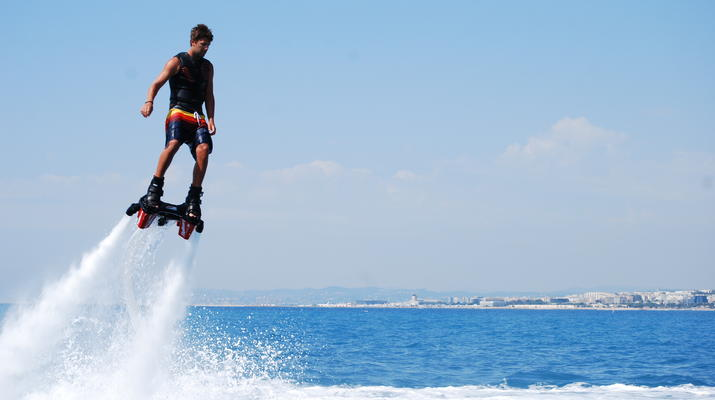 Flyboard/Hoverboard-Nice-Session Flyboard à Nice-2