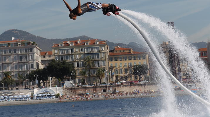 Flyboard/Hoverboard-Nice-Session Flyboard à Nice-4