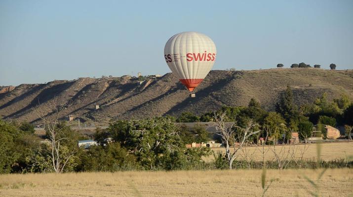 Hot Air Ballooning-Toledo-Hot air balloon flight over Toledo near Madrid-2