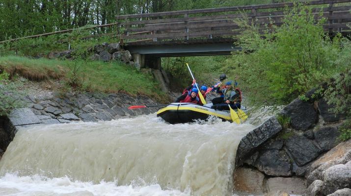 Rafting-Munich-Rafting auf der Isar von Lenggries nach Bad Tölz bei München-4