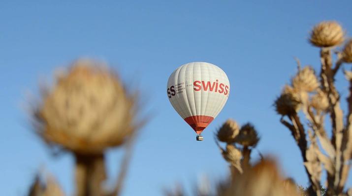 Hot Air Ballooning-Toledo-Hot air balloon flight over Toledo near Madrid-1