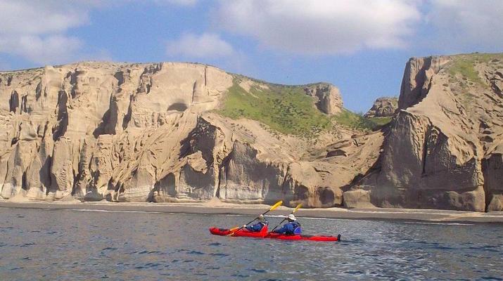 Kayak de mer-Santorin-Excursion en kayak de mer à Santorin-9