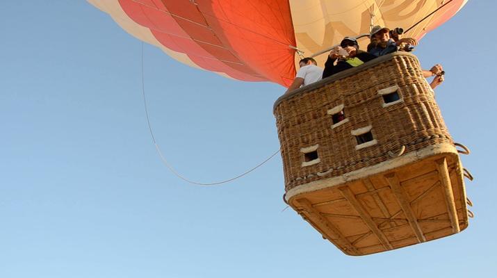 Hot Air Ballooning-Toledo-Hot air balloon flight over Toledo near Madrid-6