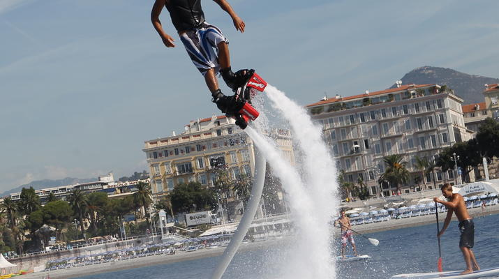 Flyboard/Hoverboard-Nice-Session Flyboard à Nice-5