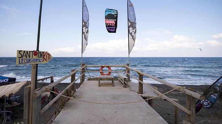 Kitesurf-Santorin-Location de kitesurf à Santorin-1