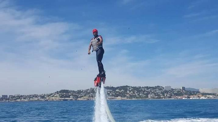 Flyboard/Hoverboard-Marseille-Sessions de Flyboard à la Pointe-Rouge, Marseille-6