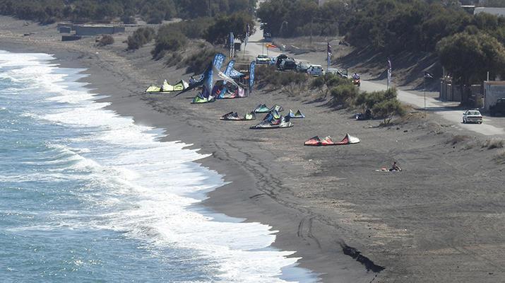 Kitesurf-Santorin-Location de kitesurf à Santorin-2